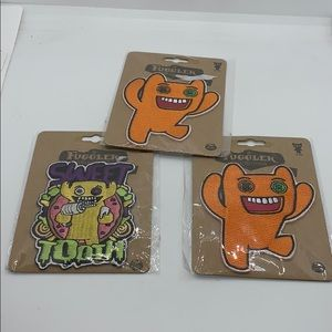 Other - 3 new Fuggler patches